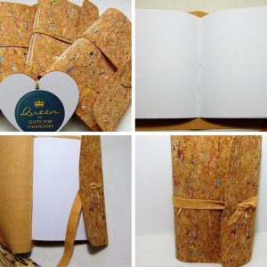 Traveller Notebooks - Cork Fabric - Adventure Accessories